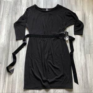 Nine West Black Stretch Dress